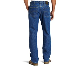 Lee Men's Fit Regular Straight Leg Jean