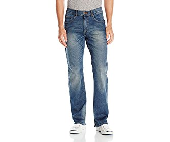 Lee Men's Modern Series Relaxed Fit Bootcut Jean