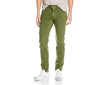 Levi's Men's 511 Slim Fit Meadow Green 29 X 32