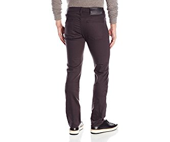 Naked & Famous Denim Men's Skinny Guy Smoke Power Stretch Jean