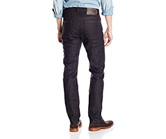 Naked & Famous Denim Men's Twisted Yarn Weft Weird Guy Jeans