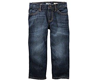 OshKosh B'gosh Big Boys' Classic Jeans True Blue 31785410 12 Regular