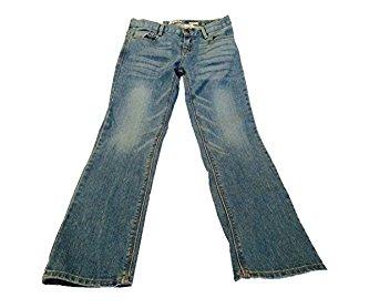 Oshkosh B'gosh Girls' Skinny Jeans (Maritime Blue Wash) (10)