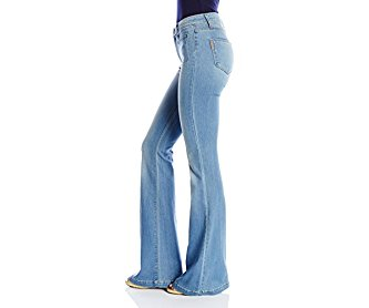 PAIGE Women's Vintage High-Rise Bell Canyon Jean