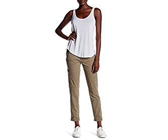 Supplies by Union Bay Womens Skinny Ankle Jeans Light Walnut Size 6