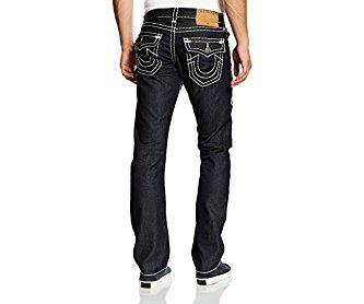 True Religion Men's Ricky Super T Jean