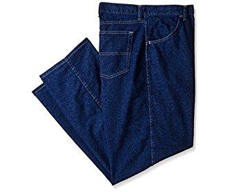 Wrangler Authentics Men's Big & Tall Classic Stretch Jean