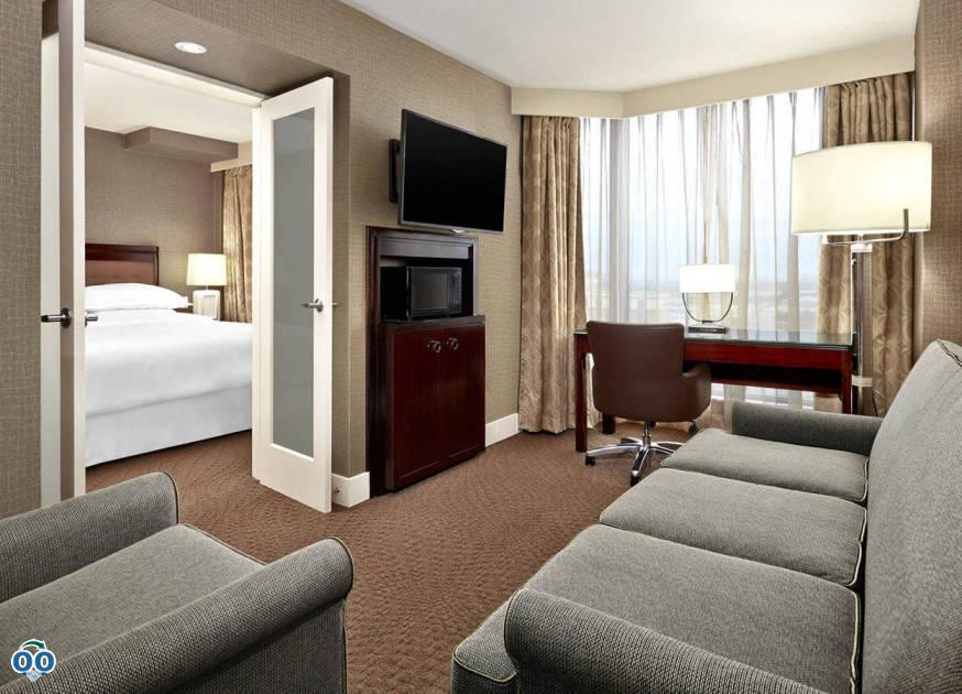 Suite jacuzzi premium, Sheraton Parkway Toronto
