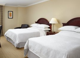 Chambre double traditionnelle-reine, Sheraton Parkway Toronto