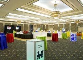 Grande salle de bal d'york, Sheraton Parkway Toronto