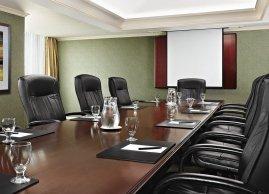 President's boardroom, Sheraton Parkway Toronto