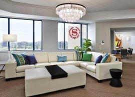 Presidential suite, Sheraton Parkway Toronto