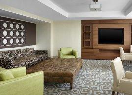 Sheraton club lounge, Sheraton Parkway Toronto