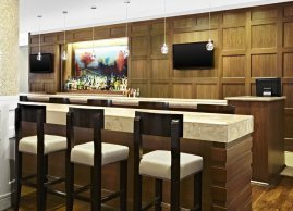 Spirits bar and lounge, Sheraton Parkway Toronto