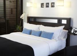 Kingbed blue, Le Germain Hotel