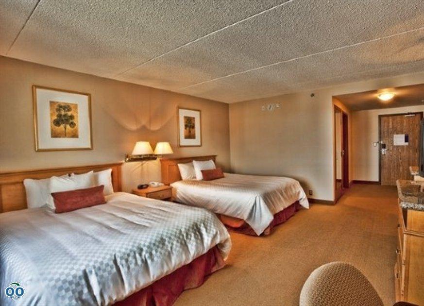 Double queen oversized, Humphry Inn & Suites