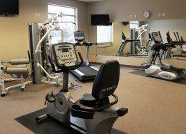 Fitness facility, Inn at the Forks Hotel