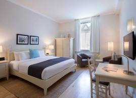 Superior king room, Auberge Le Sait-pierre Vieux Quebec