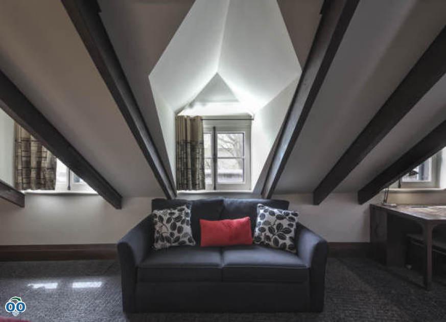 Suite de la chambre, Hôtel Sainte-Anne