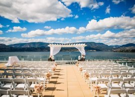 Wedding, Hotel Eldorado Kelowna