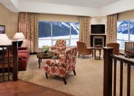 Fairmont gold signature suite, Fairmont Chateau Lake Louise