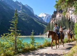 Guided mountain adventure program, Fairmont Chateau Lake Louise