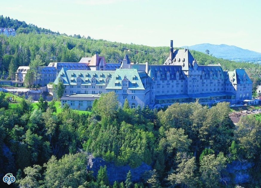 Fairmont Le Manoir Richelieu, Quebec