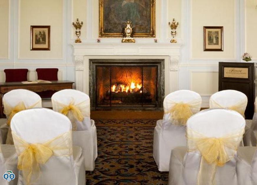 Wedding ceremony, Fairmont Le Manoir Richelieu