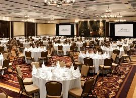 Ballroom, Fairmont Le Manoir Richelieu