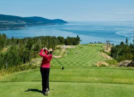 Golf at Fairmont Le Manoir Richelieu