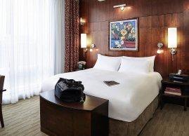 Guest room, Sofitel Montreal