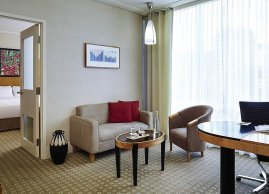 Rooms and Suites, Sofitel Montreal