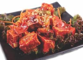 Tofu Szechwan, Restaurant Fisshu