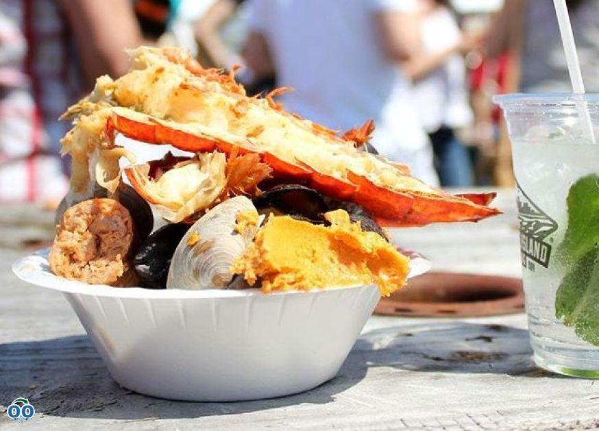 La confiture de palourdes au homard et la brise fraîche de l'été!, Decca77