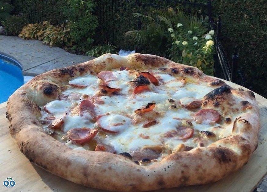 Bon dimanche!!, Taste Italy Pizzaioli Traiteur