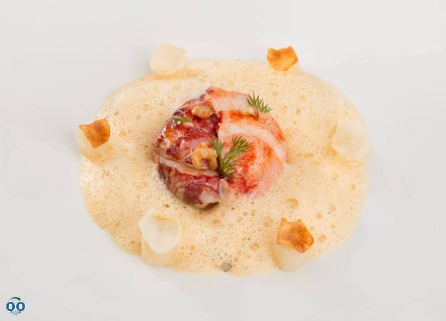 Warm Lobster Rose, Laloux
