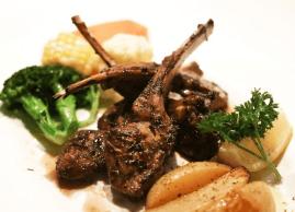 Cuisine greek and mediterranean, Restaurant Zante