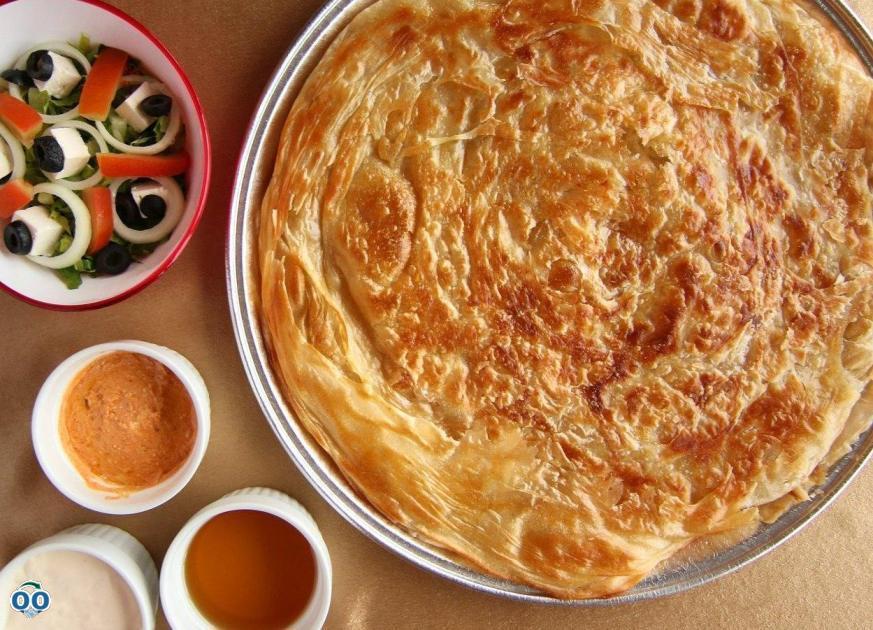 Cuisine libanaise, El Dawar