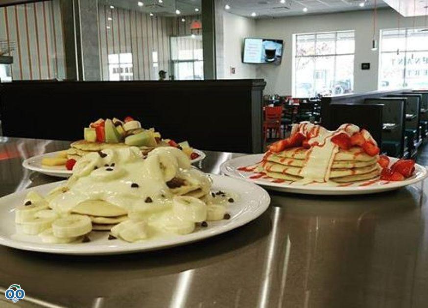 Nous avons ajouté 3 nouveaux Pancake au menu, Eggsquis