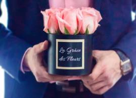 Customize your own flowerbox for Valentine's Day!, La Grace des Fleurs