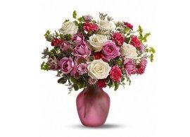 Rose Medley, La Grace des Fleurs