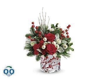 Bouquet Baisers De Houx Verticillé De Teleflora