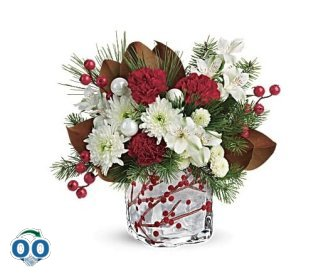 Bouquet Houx Verticillé Merveilleux De Teleflora