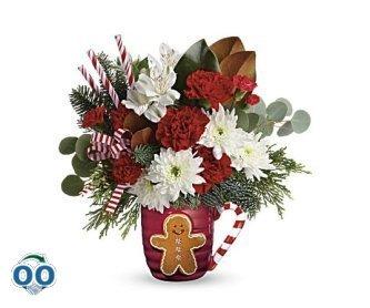 Envoyez Les Salutations Bouquet De Hug® Un En Pain D'épice