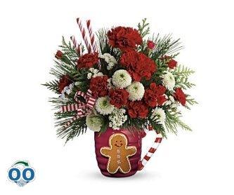 Envoyez Un Hiver Sips Bouquet De Hug® Par Teleflora
