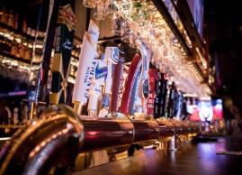 Toutes nos bières en fût sont à 7$!, 1909 Taverne moderne