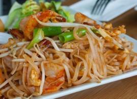 Thai dishes for lunch & dinner, Basilic Vert