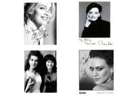 Fanny's Celebrity Client List, Fanny of Westmount
