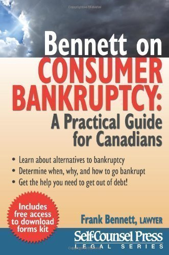Bennett on Consumer Bankruptcy: A Practical Guide for Canadians