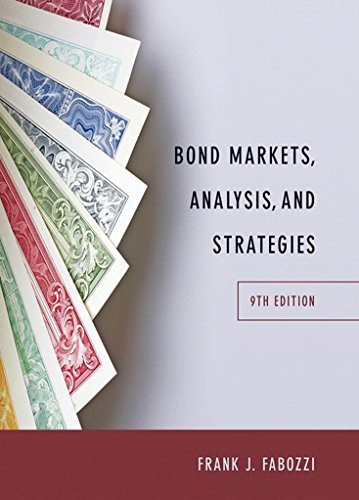 Bond Markets Analysis and Strategies